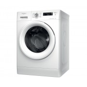 Masina de spalat rufe Whirlpool FFS 7238 W, 7 kg, 1200 rpm, Display, Fresh Care+, Motor Sense Inverter, Clasa A+++, Alb
