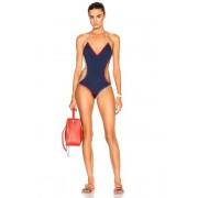 KIINI Tasmin Mono Swimsuit in Blue. - size S (also in L,M)