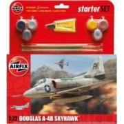 Kit aeromodele Airfix 55203 Avion Douglas A4-B Skyhawk scara 1 72
