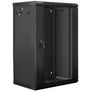 """Cabinet metalic Lanberg WF01-6418-10B, 19"""", 18U, 600 x 450"""