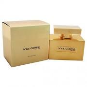 Dolce & gabbana the one gold 75 ml eau de parfum edp spray profumo donna