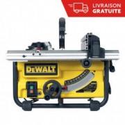 DEWALT Scie sur Table DEWALT DW745 1850 W Ø 250 mm