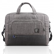 Carry Case, Lenovo 15.6, On-Trend NAVA Toploader, Grey (GX40M52035)