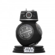 Pop! Vinyl Star Wars The Last Jedi BB-9E Pop! Vinyl Figure