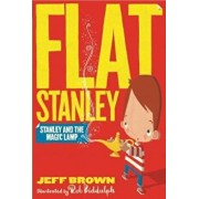 Stanley and the Magic Lamp, Paperback/Jeff Brown