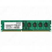 Memorija DIMM DDR3 4GB 1600MHz Patriot Signature CL11, PSD34G16002