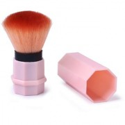 Kelley Retractable Compact Cosmetic Make Up Brush For Foundation Powder blusher
