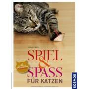 Denise Seidl - Spiel & Spaß für Katzen: Die schönsten Spielideen für Katzen - Preis vom 18.10.2020 04:52:00 h