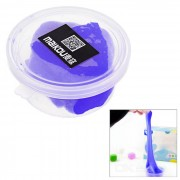 MAIKOU no toxicos de la proteccion del medio ambiente DIY educativo de plastico suave juguete de plastilina - azul oscuro