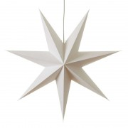 Attractive paper star Duva, 75 cm