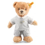 Steiff Sleep Well Bear, Gray, 9.8""
