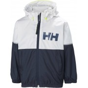 Helly Hansen Block It Regnjacka, White 110