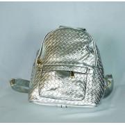 Mini ezüst hyperion hátizsák