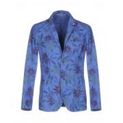 メンズ AT.P.CO テーラードジャケット ブルー
