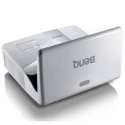 Мултимедиен проектор BenQ MW843UST, DLP, WXGA, 3000 ANSI, 13 000:1, LAN, HDMI, up to 7000 h lamp life - 9H.JCC77.13E