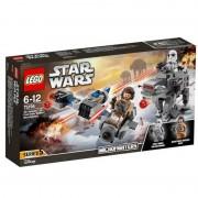 Lego Star Wars 75195 LEGO® Star Wars™ Ski Speeder™ vs. First Order Walker™ Microfighters One Size