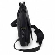 "Notebook bag Targus 12-14"", CityGear, TSS866EU, Up to 14"" laptops, Slim Topload Laptop Case, Material Poly/PU, Black"