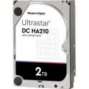 HDD Server WD Ultrastar DC HA210 2TB 7200rpm 128MB cache SATA III