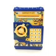 Nakshmall Mini Piggy Bank Safe Box Money Coin ATM Bank Toy ATM Machine Kids Gift Money Box Digital Saving Boxes
