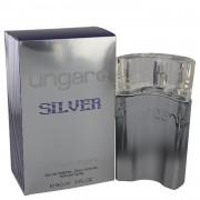 Ungaro Silver by Ungaro Eau De Toilette Spray 3 oz
