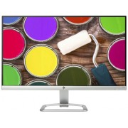 "HP 24ea IPS LED Backlit Monitor 23.8"" White Silver/1920x1080/Speakers/2Y (X6W26AA)"