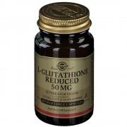 Solgar® L-Glutathione Reduced 50 mg