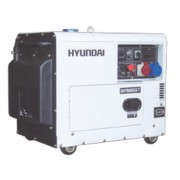 HYUNDAI DHY8000SE-T Generator de sudura FULL POWER, 12CP, Diesel