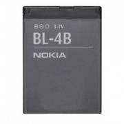 Nokia 6111 2760 2630 N-75 7500 7373 N-76 Li Ion Polymer Replacement Battery BL-4B