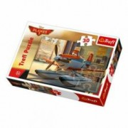 Puzzle Planes Fire and Rescue Trefl 30 piese