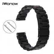 Quick Release Stainless Steel Watchband for Casio Citizen Seiko Men Women Watch Band Wrist Strap Bracelet 18mm 20mm 22mm 23mm