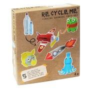 Re-cycle me fiúknak - PET palack szett