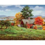 White Mountain Puzzles Pie Apples - 1000 Piece Jigsaw Puzzle