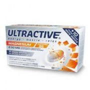 Ultractive Instant Magnesium + Vitamine B6 60 tabletten