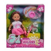 Simba Akcesoria dla lalek lalki Simba Wakacyjna przyjaciółka Evi