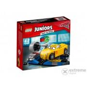 LEGO® Juniors Simulatorul de curse Cruz Ramirez 10731