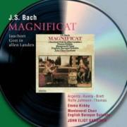 J.S. Bach - Magnificat/ Jauchzet Gott (0028946467220) (1 CD)