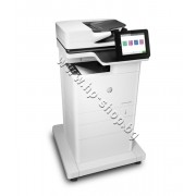 Принтер HP LaserJet Enterprise M632fht mfp, p/n J8J71A - HP лазерен принтер, копир, скенер и факс