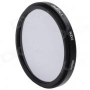 filtro de lente de camara ND2 de densidad neutra (46 mm)
