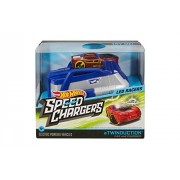 Hot Wheels Speed Chargers Led Racers Etwinduction - Car and Charger