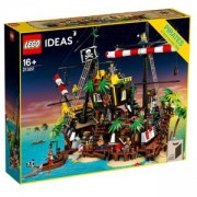 Конструктор Лего - Пиратите от залива на баракудите - LEGO Ideas, 21322