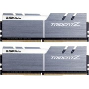 Memorie G.Skill Trident Z Silver 16GB DDR4 4000MHz CL18 1.35v Dual Channel Kit
