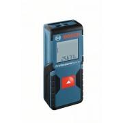 Ролетка лазерна GLM 30, 0,05 - 30 m, ±1,5 mm, 0,5 s, 4 s, 100 g, 0601072500, BOSCH