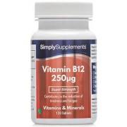 Simply Supplements Vitamin-b12-250mcg