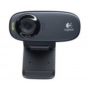 C310 HD Webcam, Black