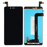 Display completo (LCD/touch/vidro) Xiaomi Redmi Note 2 preto