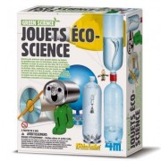 Kit De Fabrication Green Science : Eco Sciences Toys