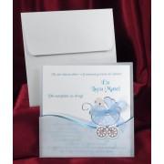 Invitatie botez cod 8022