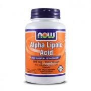 ALPHA LIPOIC ACID 600mg 120 VCaps