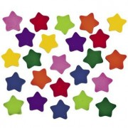 Mini Star Erasers - Basic School Supplies & Erasers & Pencil Toppers