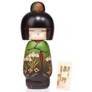 Japonská panenka Kokeshi Izumino 20 cm